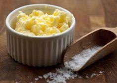 Hjemmelavet smør med den helt rigtige smag - lav smør selv