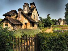 Le Petit Trianon - Hameau de la Reine - Le Moulin