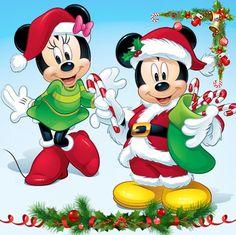 Felicitaciones De Navidad De Disney.Las 278 Mejores Imagenes De Navidad Disney Navidad Disney