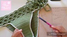 Crochet Bikini Bottoms, Crochet Bikini Pattern, Swimsuit Pattern, Knitting Videos, Crochet Videos, Crochet For Kids, Crochet Baby, Crochet Designs, Crochet Patterns