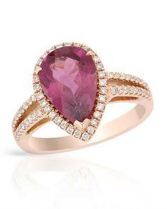 Diamond 14K Gold Ring 3.20 ctw - Rings - Jewelry at Viomart.com