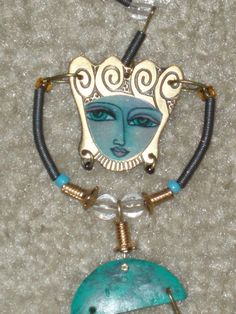 Fabulous Vintage Necklace by Kimberly Willcox by ExquisiteDesigns