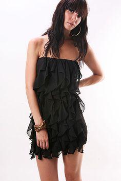Chiffon Waves Dress  $ 29.99