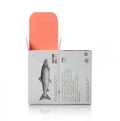 Salmon Oil by mousegraphics