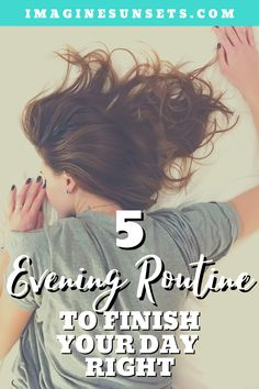 An evening routine allows you the time and space to decompress after a long tiring day, and quality sleep is essential to function the next day. Wellness Tips, Health And Wellness, Health And Beauty, Healthy Lifestyle Motivation, Healthy Lifestyle Tips, Positive Living, Positive Words, Homemade Body Lotion, Kid Favorite Recipe