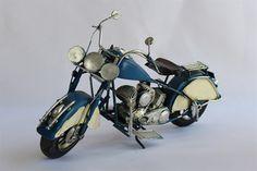 Mavi Model Chopper Motorsiklet - KLC import