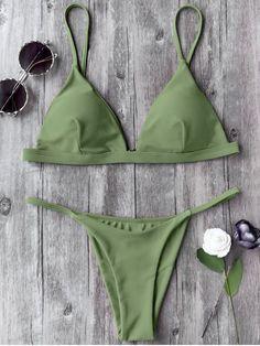 Shop trendy fashion swimwear online, you can get sexy bikinis, swimsuits & bathing suits for women on ZAFUL. Swimwear Model, Swimwear Sale, Swimwear Brands, Swimwear Fashion, Bikini Fashion, Bikini Sets, Thong Bikini, Bikini Wax, Bandeau Bikini