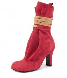 Bag Boot Red