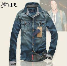 jeans hangtag baratos, compre camisas com mangas meia de qualidade diretamente de fornecedores chineses de moda jean.