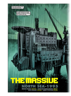The first chapter of the graphic novel 'The massive' 2012