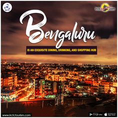 Silicon valley of #India, Bengaluru is home to eminent educational and Defence organizations.The city's nightlife and #Bangalore Palace are key attractions that travelers can enjoy. To know about IRCTC's exclusive packages, visit: www.irctctourism.com  #tourism #irctc #travel #booking #booktickets #incredibleindia #tourpackage India Holidays, Holiday Packages, Incredible India, Nightlife, Organizations, Palace, Tourism, Key, Education