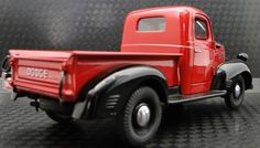 1 Dodge Pickup Truck 1940s 43 Vintage Antique Classic 12 Sport Car 24 Metal 18 #DODGE #Dodge
