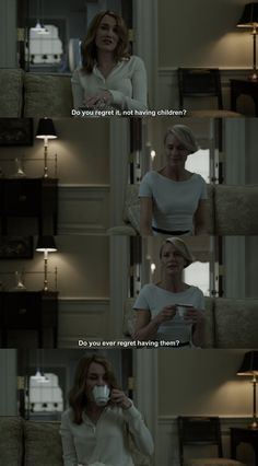 Claire Underwood, perfect as always