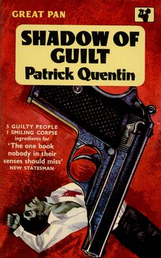 https://flic.kr/p/ucDWuo | Pan G 549 _ 1962 | 1962; Shadow of Guilt by Patrick Quentin. unknown Artist