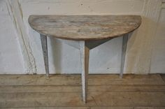 swedish antique gustavian side table
