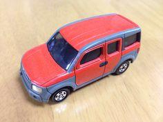 2003 TOMICA NO.107 S=1/60 Honda ELEMENT