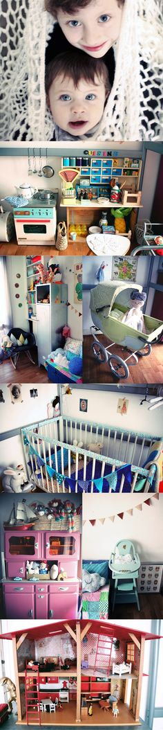 this kid room is actually our taste. Now to get rid of the other stuff and finish the projects.