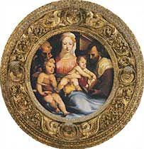 Museo Horne - Firenze - Domenico Beccafumi -  La Sacra Famiglia