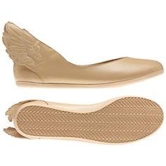 factory price c8c34 44abe adidas Jeremy Scott Wings Ballerina Shoes Zapatero, Zapatillas, Zapatos De  Talón Bajos, Zapatos