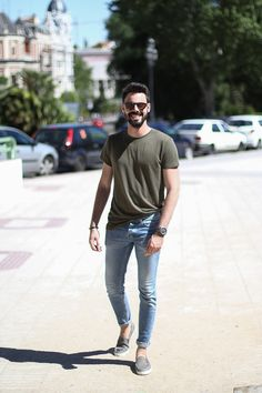 57 Casual Street Style Outfits for Men - Artbrid - Casual Street Style, Style Casual, Men's Style, Style Men, Men Casual Styles, Casual Chic, Hipster Outfits, Chic Outfits, Guy Outfits