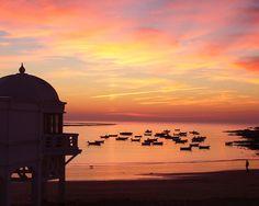 Cádiz en un día (versión verano) | Canela y Naranja