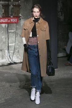 Look 7 FW1617  #neithnyer #hauntedseason #fashion #theonetowatch