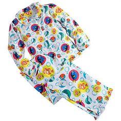 Finding Dory Flannel Pajama Gift Set for Girls -Disney  Size 5/6 New #Disney #PajamaSet