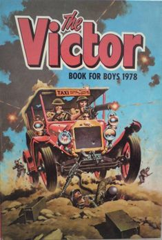 Comics UK is dedicated to those great institutions, the British Comic and Story Paper dating back from the the late Victorian era through Beano to and beyond. War Comics, Comics Uk, Vintage Comics, Vintage Books, Childhood Toys, Childhood Memories, Ian Kennedy, Comic Art, Comic Books