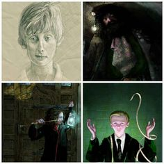 Scholastic and Bloomsbury, the publishing houses that put out the Harry Potter books in the United States and the United Kingdom, today released the first four images from the first fully illustrated version of the Harry Potter books.
