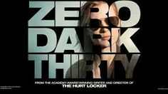 Zero Dark Thirty #Movies