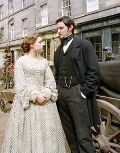 North and South. <3