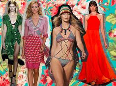 best top latest looks new York #fashion week spring summer 2016.