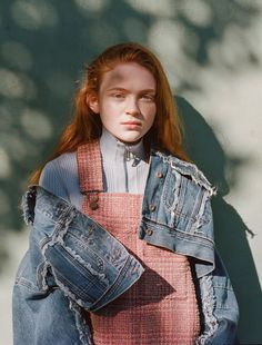 459c03d1266c Interview Magazine - Slideshow - Why Sadie Sink is the coolest teen on Stranger  Things
