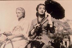 Katy Jurado and Grace kelly <3
