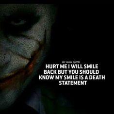 Dark Soul Quotes, Devil Quotes, Wise Quotes, Words Quotes, Heath Ledger Joker Quotes, Best Joker Quotes, Badass Quotes, Joker Qoutes, Im Crazy Quotes