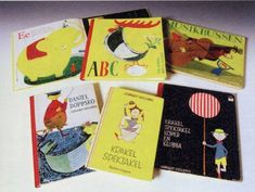 stig lindberg books, so sweet <3