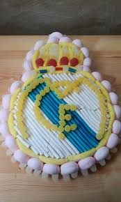 tarta chuches real madrid - Buscar con Google Sports Birthday, Birthday Parties, Birthday Cake, Real Madrid Cake, Amazing Cakes, Baby Shower, Julia Sanchez, Treats, Candy