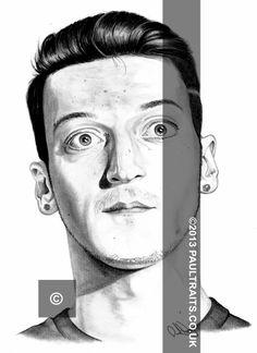 Mesut Özil? Ja?