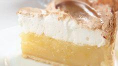 Tartă cu cremă de lămâie și bezea — o surpriză dulce pentru cei dragi! - Retete Usoare