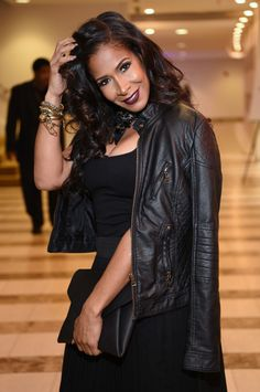 Sheree Whitfield. Love this outfit!