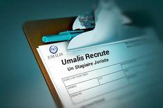 Umalis recrute un(e) Stagiaire Juriste #emploi #job #portage #salarial