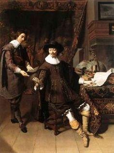 by Johannes Vermeer