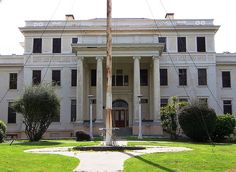 Mare Island Naval Shipyard, CA Hospital by army.arch, via Flickr