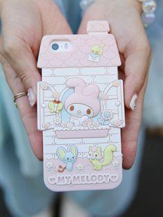 Com ❤ the cutest subscription box kawaii items ❤ ❤ Kawaii Phone Case, Cute Phone Cases, Iphone Cases, All Things Cute, Girly Things, Kawaii Things, Kawaii Stuff, Box Kawaii, Kawaii Bags