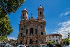 Iglesia de Nossa Senhora da Lapa en Oporto   Turismo en Portugal