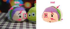 How to identify a fake Tsum Tsum?  Full guide at: http://mytsumtsum.com/beware-of-fake-tsum-tsum-plushes/
