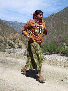 Tarahumara masters thesis