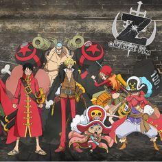 One Piece Film Z The Movie