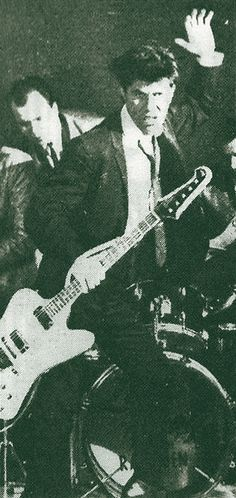 Link Wray  Neil Young heard Link's guitar sound and ran with it.