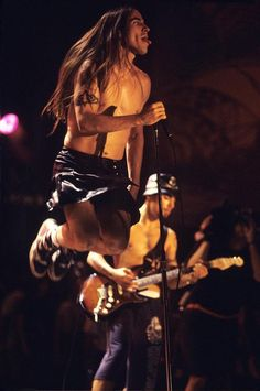 Red Hot Chili Peppers, Saugerties, NY 1994